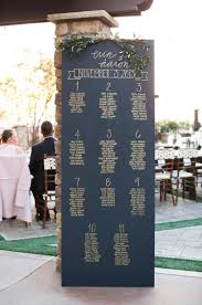 Seating Chart For Wedding Reception Lucky Penny Wedding Tradition You Will Love Wedding Signs
