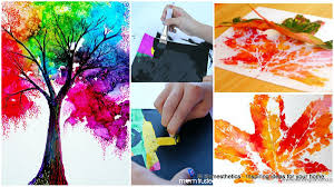 Easy Paintings 19 Fun And Easy Painting Ideas For Kids Homesthetics Inspiring