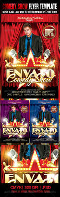 Comedy Show Flyer Template Comedy Show Template Flyer Template And Print Templates 17