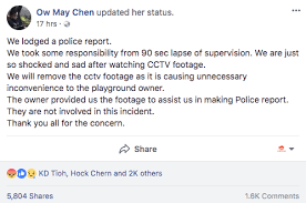 Mother Lodges Police Report Against Man Who Kicked Her