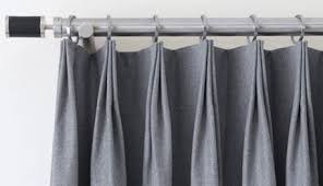 Tailored Pleat Tailored Pleat Drapes from The Shade Store