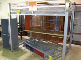 metal bunk bed with desk. Metal Bunk Bed With Desk Fresh Superb Bo Pottery Barn Loft E