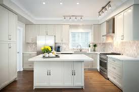 kitchen led track lighting. Galley Kitchen Track Lighting S Sloped Ceiling Transitional Ideas For Christmas Dinner Led