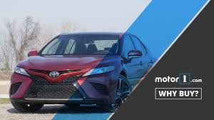 Why Buy? | 2018 Toyota Camry Review - YouTube
