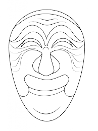 Small Picture Korean Mask Of Yangban Free Coloring Pages Countries Culture