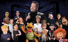 Good Show Bad Seating Review Of Terry Fator The Voice