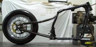 weld on bolt on 1952 to 2003 sportster big twin hardtails struts