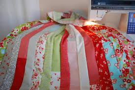 Crafty Garden Mom: Jelly Roll Race Quilt + Tutorial &  Adamdwight.com