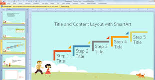 downloading powerpoint templates free children powerpoint template with cartoons for powerpoint 2013