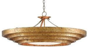 gold leaf chandelier gold leaf concentric circle chandelier gardens vintage gold leaf chandelier
