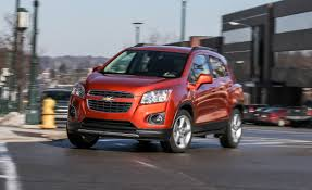 2015 Chevrolet Trax AWD Test – Review – Car and Driver