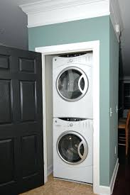 stackable washer dryer cabinet washer and dryer google search washer dryer closet laundry room design small stackable washer dryer