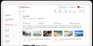 Free Trip Itinerary Planner Trip Planner Create Your Best Travel Itinerary On Tripplannera