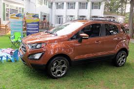 new ford 2018.  new 2018 ford ecosport  with new ford