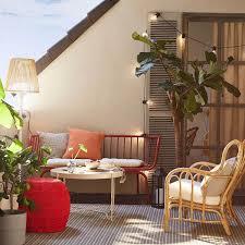 small balcony lounge furniture ideas