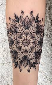 50 Of The Most Beautiful Mandala Tattoo Designs For Your Body Soul