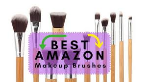 my favorite makeup brushes from amazon