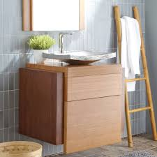Bamboo Bathroom Sink Bathroom Asian Double Bathroom Sinks And Vanities Made Of Bamboo