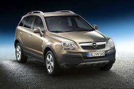 2007 Opel Antara Review - Top Speed
