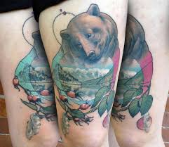 современные татуировки для мужчин и девушек значение и фото