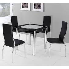 Metal Kitchen Table And Chairs Dining Room Beautiful High Dining Sets Patio Furniture With