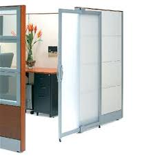 Office cubicle door Interior Cubicle Sliding Door Modern Contemporary Office Cubicle Long Island Sliding Cubicle Door Lock Quartet Sliding Cubicle Partition Wall Jingke Cubicle Sliding Door Modern Contemporary Office Cubicle Long Island