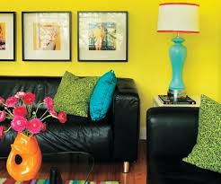 neon paint colors for bedrooms. Home Decor In Fluorescent Colors Give A Bright Look To The Interiors Of Room. Whatever Be Accessories, Neon Always Great. Paint For Bedrooms