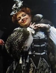 "Wendy Ferguson as Carlotta in ""Phantom of the Opera"", Royal Albert Hall  2011 