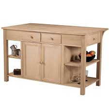 Kitchen islands with breakfast bar Seating Super Kitchen Center With Breakfast Bar Furniture In The Raw Super Kitchen Island With Breakfast Bar Is Solid Wood Storage Solution