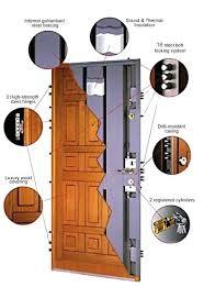 home security door locks. Best Security Door Locks Home For Doors Ideas On Garage