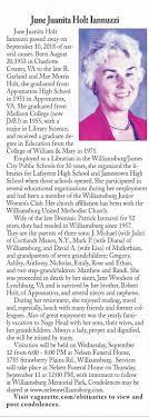 Obituary for June Juanita June, 1933-2018 - Newspapers.com