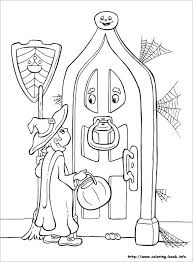 Halloween Coloring Pages Online 7 Turn S Into Coloring Pages Free