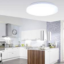 Kitchen Lighting Requirements Modern 18w Dimmabel Led Ceiling Light Flush Fixture Kitchen