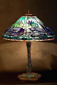 dragonfly stained glass lamp like this item small window patterns lighting style inch table