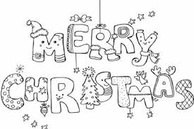 Small Picture Christmas Coloring Pages With Quotes Coloring Pages