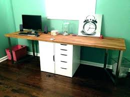 extra long office desk. Extra Long Desk Office Table Enchanting Images Home Desks .  N