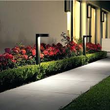 garden bollard lighting. garden bollard lights ireland australia commercial exterior lighting bollards bega led and