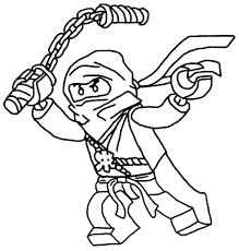 Ninja Go Coloring Iifmalumniorg