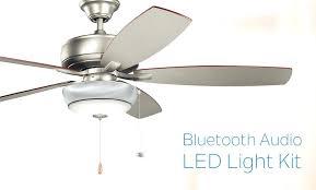 add light to ceiling fan lovely adding light to ceiling fan 9 the premium dual speakers adding light kit to hunter ceiling fan
