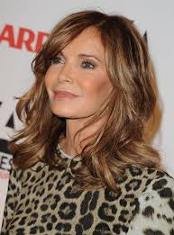 beverly hills ca february 07 actress jaclyn smith arrives at the aarp magazine s haircuts for women over 50