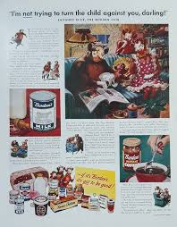 Borden's Company 1948 Ad – Elise, Borden the Cow – I'm not trying ...