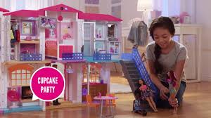 barbie hello dreamhouse playset mattel 2016