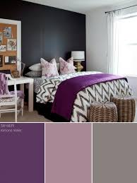 Bedrooms Astounding Popular Bedroom Colors Purple And Grey