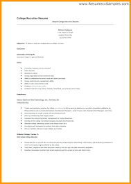 Full Resume Format Activities Template Time Nanny Sample For College