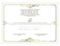 Certificate Templates For Instagram Posts Wedding Ceremony