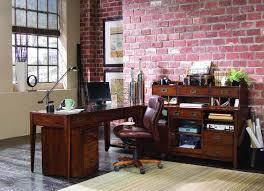 Hooker Furniture Home fice Danforth Executive Leg Desk 388 10 458