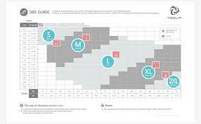 Tesla Size Chart Size Chart Teslagears