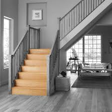 Stair Klad Oak Veneer Stair Flooring Tread Riser Kit, Pack of 3 |  Departments | DIY at B&Q