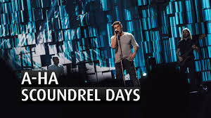 <b>A-HA</b> - <b>SCOUNDREL DAYS</b> - The 2015 Nobel Peace Prize Concert ...