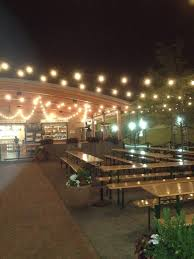 commercial patio lights. The Lowry Beer Garden Has Right Idea For Evening Lighting. Definitely Use Commercial Grade Patio Lights